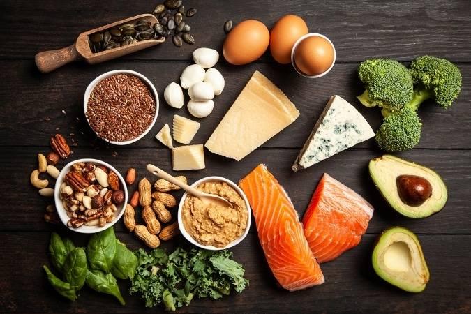 الخضروات المسموح بها في نظام نظام الكيتو دايت