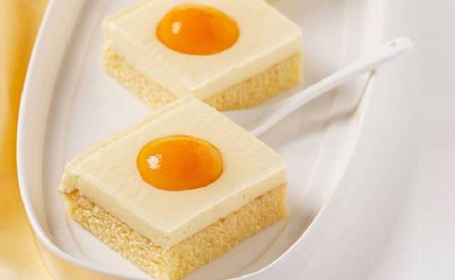 طريقة عمل حلى بيض العيون